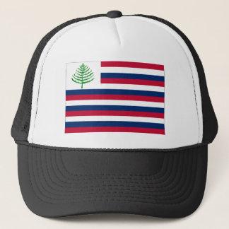New England Naval Ensign Trucker Hat