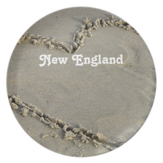 New England Party Plates