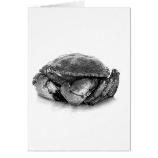 New England Rock Crab II Greeting Card