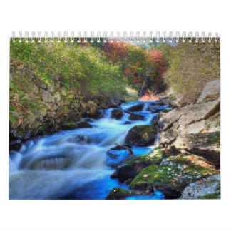 New England Scenery Calendar