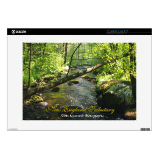 """New England Tributary"" - Laptop Skin"