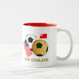 New England Two-Tone Coffee Mug