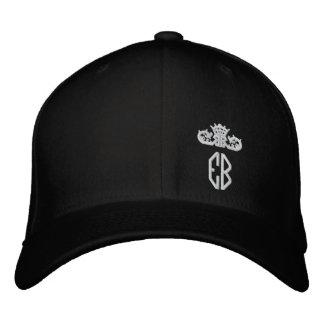 New English Bulldog Royal Embroidered Hat EB