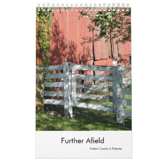New! Farm & Fields of Preble County Ohio Photos Wall Calendars