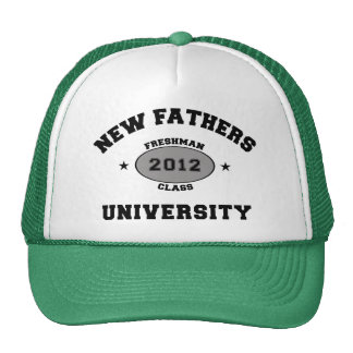 New Father 2012 Trucker Hat
