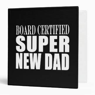 New Fathers & Baby Showers : Super New Dad Binder