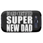 New Fathers & Baby Showers : Super New Dad Samsung Galaxy S3 Cases