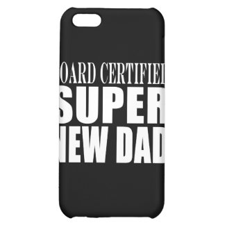 New Fathers Baby Showers Super New Dad iPhone 5C Cases