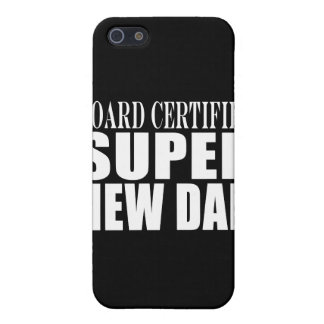 New Fathers Baby Showers Super New Dad iPhone 5 Covers