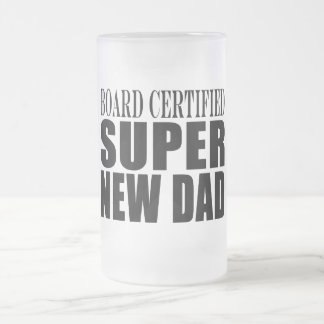 New Fathers & Baby Showers : Super New Dad Coffee Mug