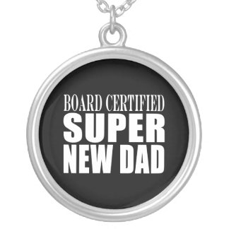 New Fathers Baby Showers Super New Dad Jewelry