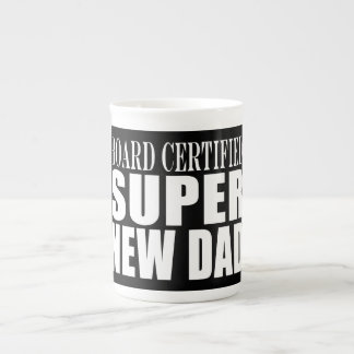 New Fathers & Baby Showers : Super New Dad Tea Cup