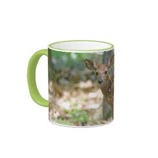 New Fawn Ringer Mug