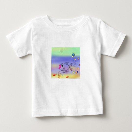 New Fish 2 Baby T-Shirt