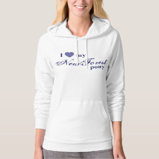 New Forest pony Hoodie