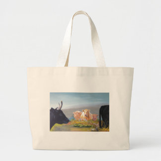 New Friends Large Tote Bag
