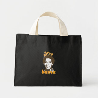 New Frobama brown Canvas Bags