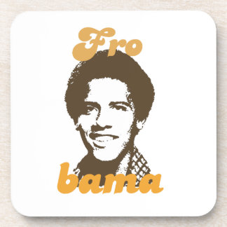 New Frobama brown Drink Coaster