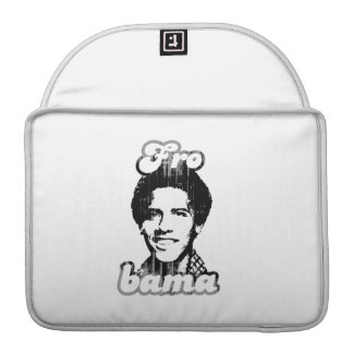 New Frobama white Vintage.png MacBook Pro Sleeve