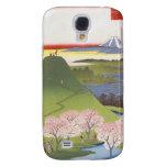 """New Fuji"" Hiroshige Galaxy S4 Case"