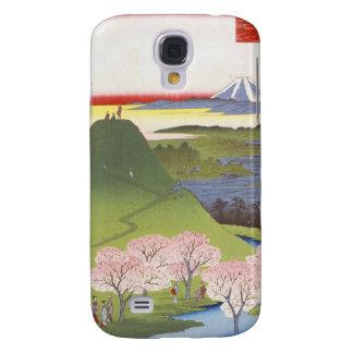 """New Fuji"" Hiroshige Samsung Galaxy S4 Case"