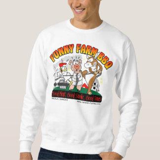 ***NEW***Funny Farm BBQ Sweat Shirt