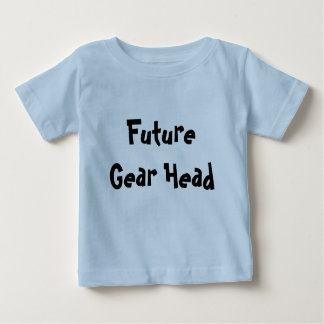 NEW! Future Gear Head Baby Shirt