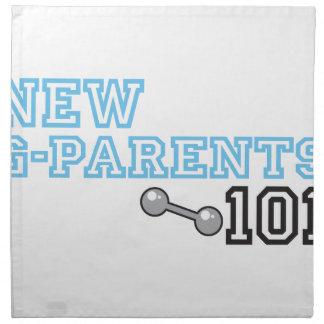 New G Parents Napkin