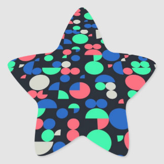 New Game Star Sticker
