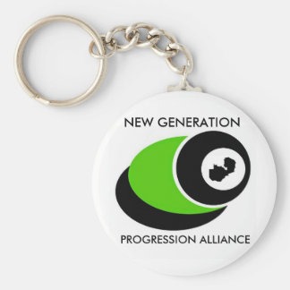 NEW GENERATION PROGRESSION ALLIANCE KEY CHAIN