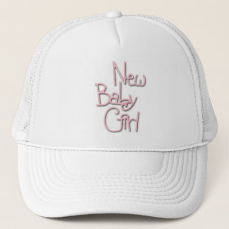 New Girl Trucker Hat