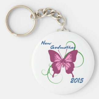 New Godmother 2014 Keychain