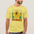 New Gone Squatchin California Style T-Shirt