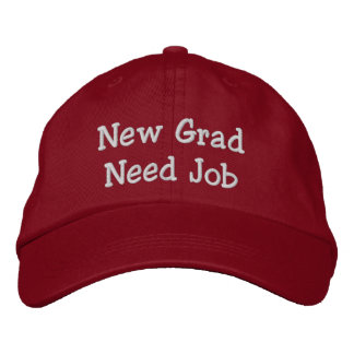 New Grad Need Job Cap