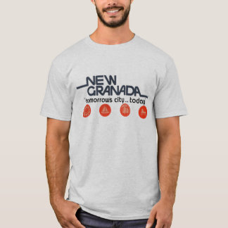 New Granada Tomorrows City Today T-Shirt