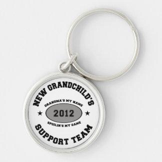 New Grandchild 2012 Keychain