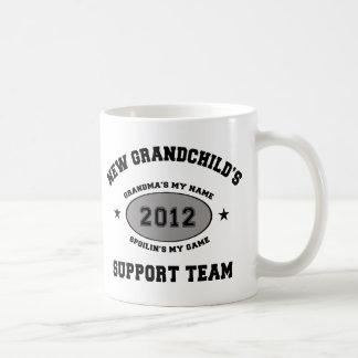 New Grandchild 2012 Mugs