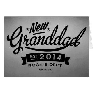 New Granddad 2014 (Inquiry) Card