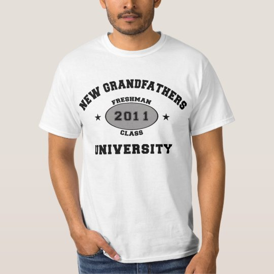 New Grandfather 2011 T-Shirt