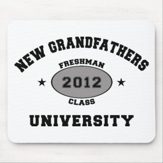 New Grandfather 2012 Mouse Pad