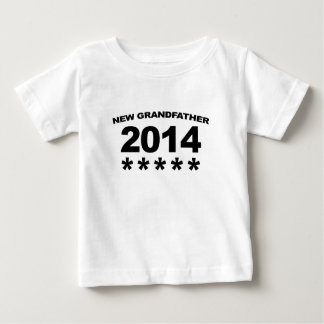 New GRANDFATHER 2014 Shirt.png Baby T-Shirt