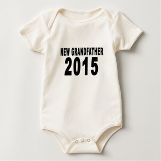 NEW GRANDFATHER 2015.png Baby Bodysuit