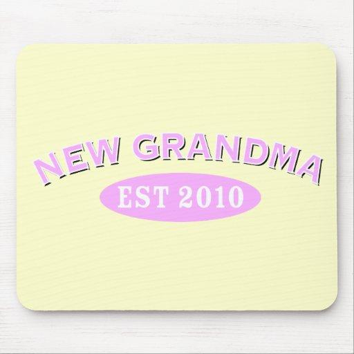 New Grandma 2010 Mouse Pad