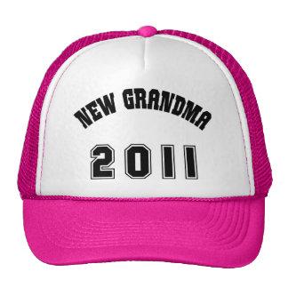 New Grandma 2011 Gift Trucker Hat