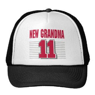 New Grandma 2011 Trucker Hat