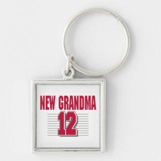 New Grandma 2012 Keychain