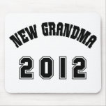 New Grandma 2012 Mouse Pad