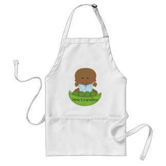 NEW GRANDMA ADULT APRON