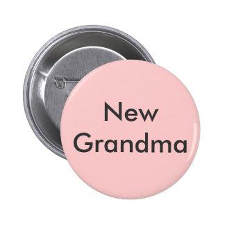 New Grandma button
