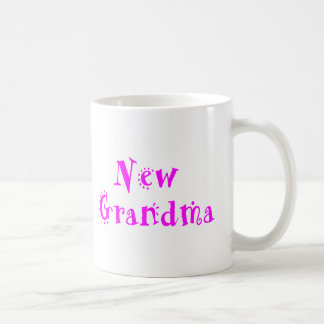 New Grandma Coffee Mug